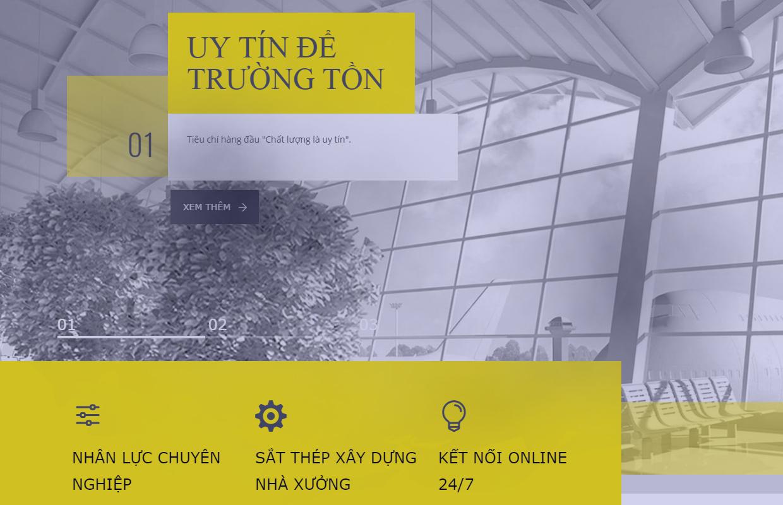 Web Truongtin steel
