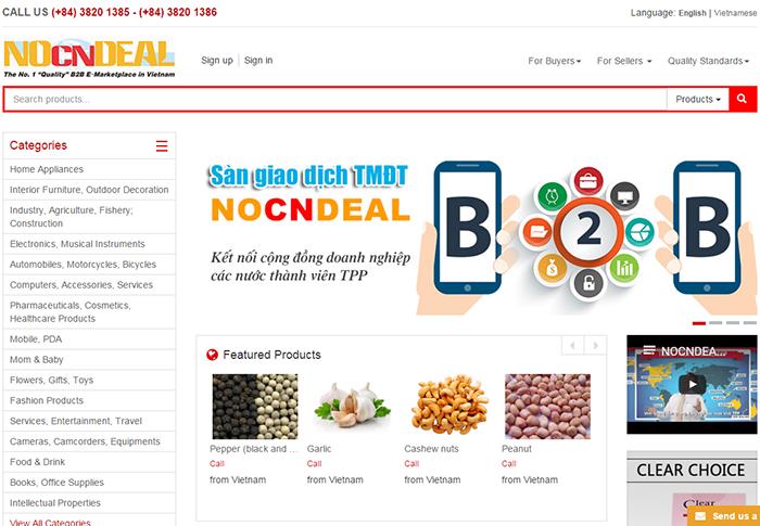 web app ecommerce